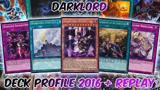 Darklord Deck 2016 - ccwlounge com