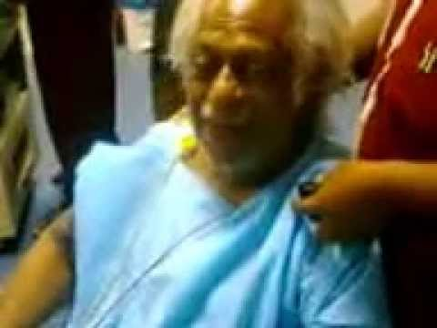 M S viswanathan last song at hospital | MSV | Tamil Musician | Seek | Death |