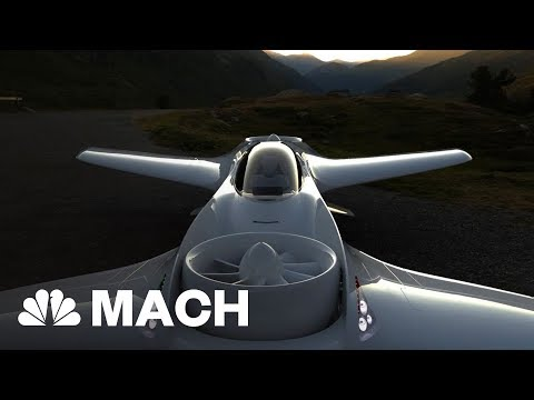 This Flying Car Could Take Off By The End Of The Year | Mach | NBC News