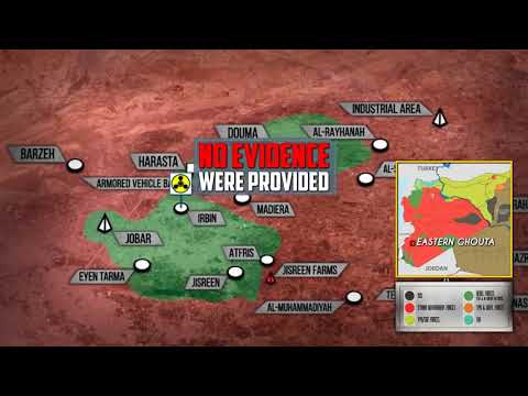 Syrian War Report – March 12, 2018  Militants' Defense Collapsed In Eastern Ghouta