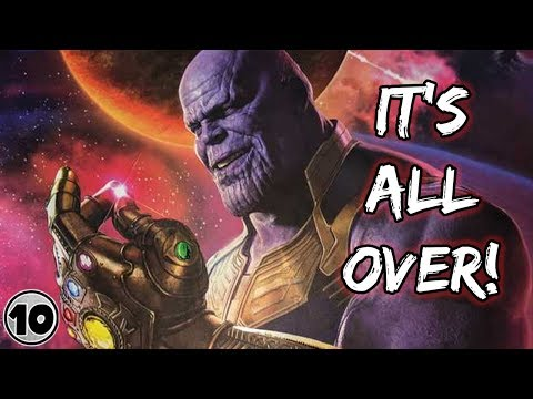 Avengers: Endgame Kill Count