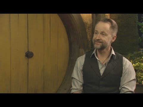 """The Hobbit: The Battle of the Five Armies- Billy Boyd Interview on Song """"The Last Goodbye"""""""