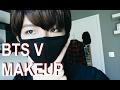 BTS V Kim Taehyung Makeup Tutorial