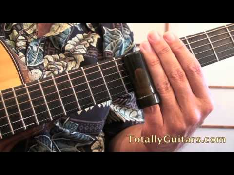 amazing grace intro to slide guitar acoustic guitar lesson youtube. Black Bedroom Furniture Sets. Home Design Ideas