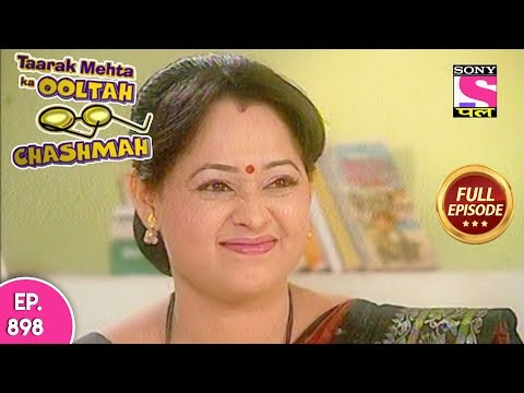 Taarak Mehta Ka Ooltah Chashmah - Full Episode 898 - 9th January, 2018