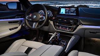 2018 BMW M5 ► Interior Design