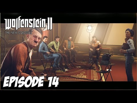 Wolfenstein - The New Colossus - #14 - Casting Sur Vénus [1/2] [HD]