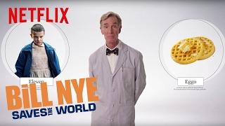 Bill Nye Explains: Stranger Things | Netflix