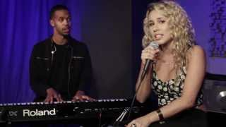 "Haley Reinhart in Studio ""Wasted Tears"""