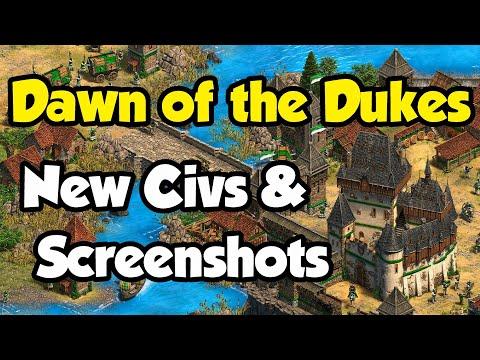 Dawn of the Dukes DLC news (AoE2)