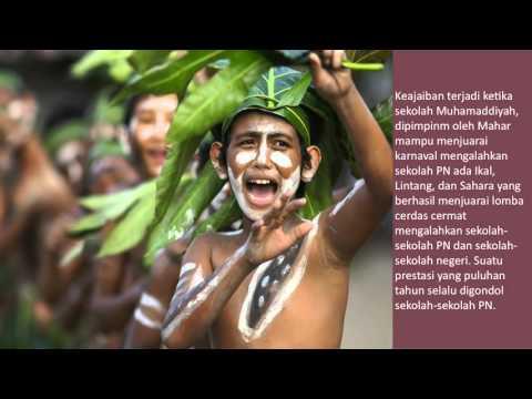 Sinopsis Novel Laskar Pelangi oleh Dennis SMP Dian Harapan DM