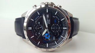 CASIO EDIFICE EFR-556L-1A. Обзор\Review