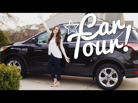 CAR TOUR | Ford Escape