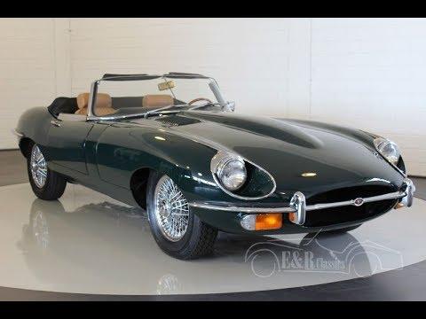 Jaguar e type series 2 cabriolet 1969 video erclassics jaguar e type series 2 cabriolet 1969 video erclassics publicscrutiny Gallery