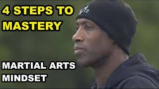 4 Stages To Martial Arts Mastery