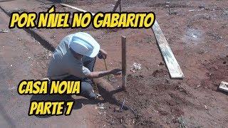 DIY POR NÍVEL NO GABARITO PARTE 7