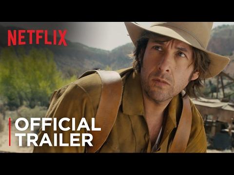 The Ridiculous 6   Official Trailer [HD]   Netflix