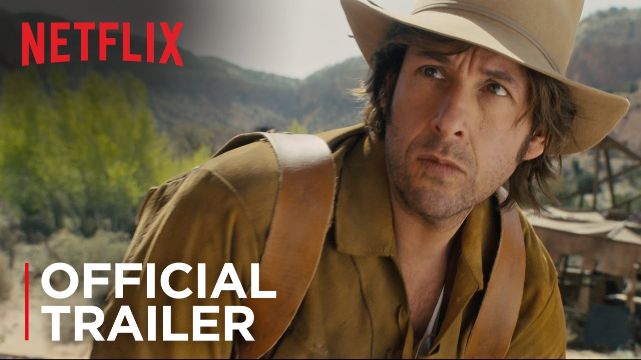the ridiculous 6 official trailer hd netflix youtube