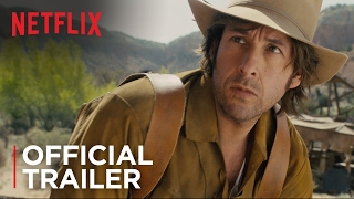 The Ridiculous 6 - Main Trailer - Netflix [HD]