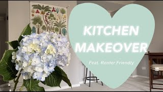 [하와이새댁] KITCHEN MAKEOVER/RENTE…
