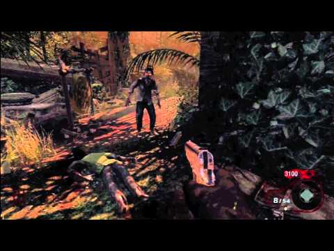 Zombies: Shangri La: FIRST Clue to the Easter Egg