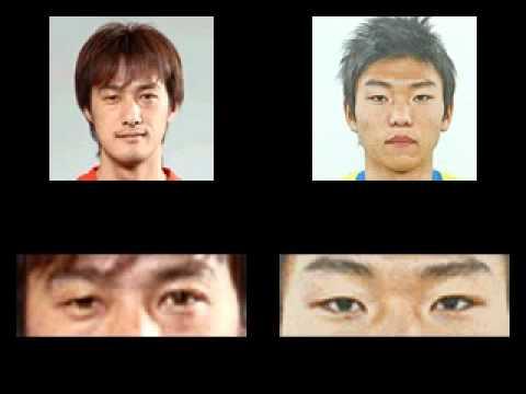 Chinese Vs Japanese Vs Korean Eyes
