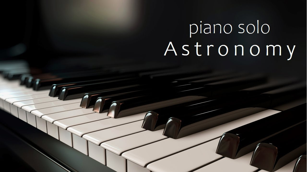 """""""Astronomy"""" - piano solo"""