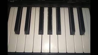 Gambar cover Eneno ase - Shankar guru -  ಏನೇನೋ ಆಸೆ Keyboard instrumental (Notes in Desc)