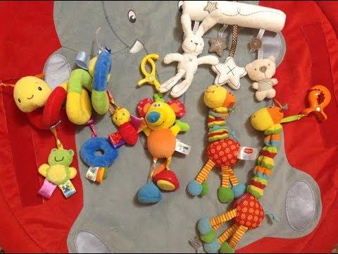 Игрушки с AliExpress от 0 до года. Детские товары с алиэкспресс.Игрушки для новорожденного.