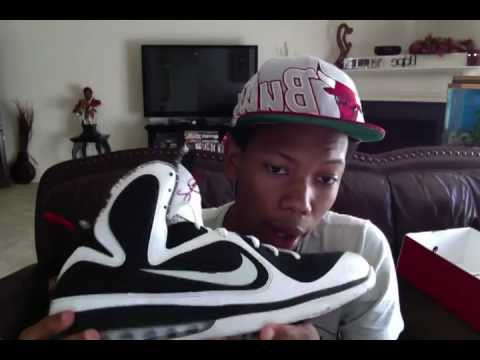 "Nike Lebron 9 ""Freegums"" Review *MUST COP*"
