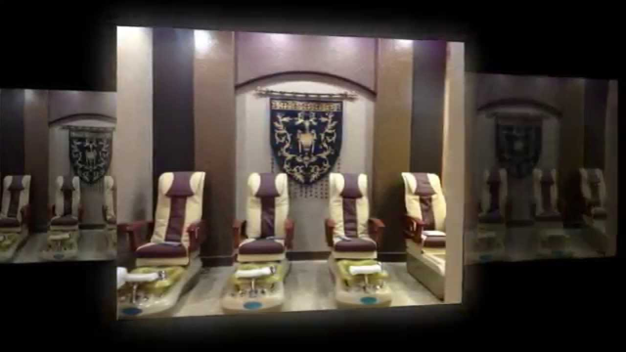 LUXOR NAILS and SPA in Denton, Texas 76210 (996) - YouTube