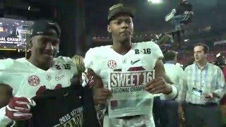 Saban's special teams gamble delivers Alabama national title