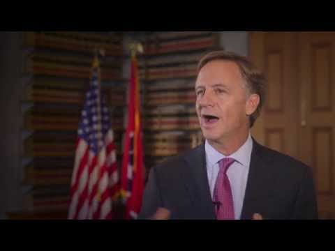Gov. Bill Haslam : The Tennessee Story