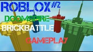 GamePlay Nr. 2 Roblox Domspire BrickBattle