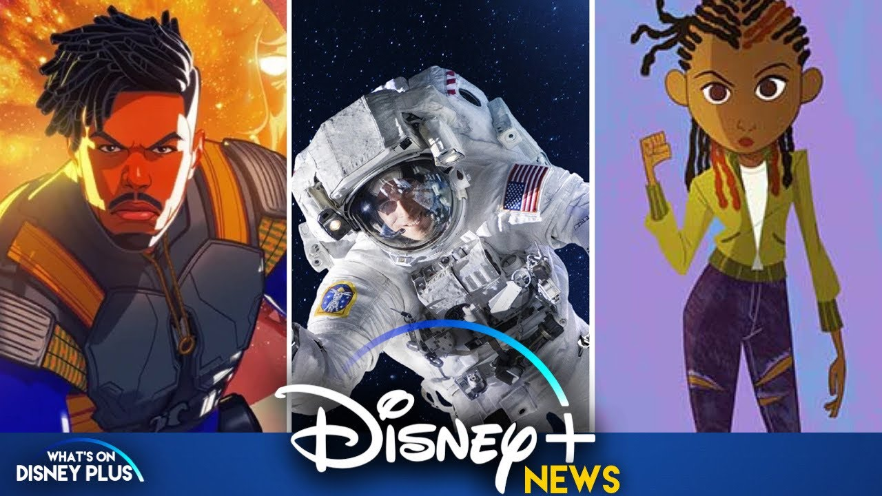 Among The Stars Series Announced + The Proud Family Guest Cast Revealed | Disney Plus News