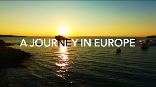 Go Pro & Drone | A Journey in Europe (HD)