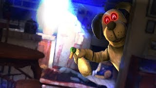 help me this dog is insane and evil fnaf hello neighbor style duck season in vr vr htc vive