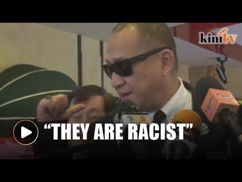Nazri: Perkasa racist, they're not important
