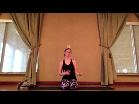 Yoga for Neck & Shoulder Pain Relief - YouTube