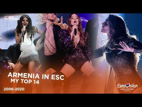 My Top 14: Entries From 🇦🇲 Armenia (200612021)