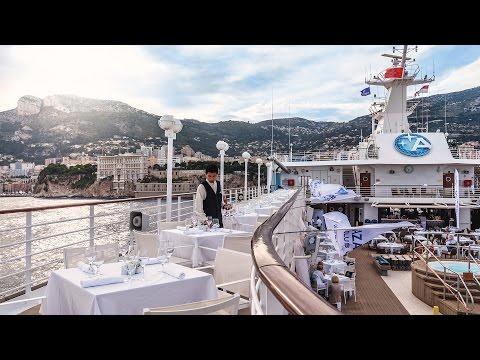 360° Mediterranean Voyage Overview — Azamara 3DI