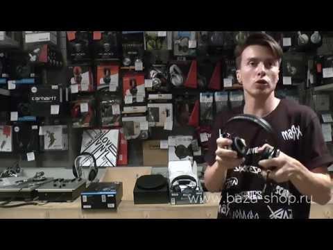 Dj Kosinus сравнивает наушники Sennheiser HD 25-C II и Sennheiser HD 25 Aluminium