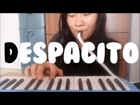 Despacito - Luis Fonsi Ft. Daddy Yankee | Cindy Felicia | Melodica Cover