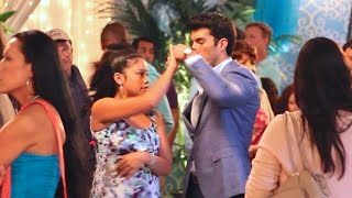 Jane the Virgin Behind the Scenes 1x16 Chapter 16 FIRST LOOK Set Visit