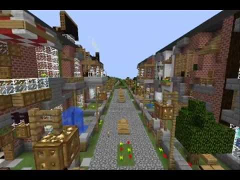 Minecraft Furniture minecraft furniture server showcase - youtube