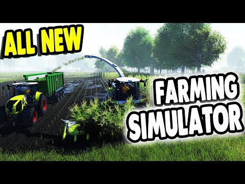 FIRST LOOK: New Map Tour, Tractors Unlocked, Cattle and Crops RELEASED | Cattle and Crops Gameplay
