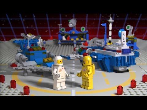 Lego Ideas - Micro Space Classics 1979-1989