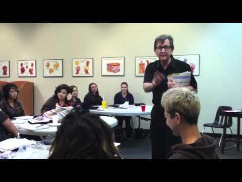 Sneak Peek at George Miller's Beauty School Class | Salon Success Academy