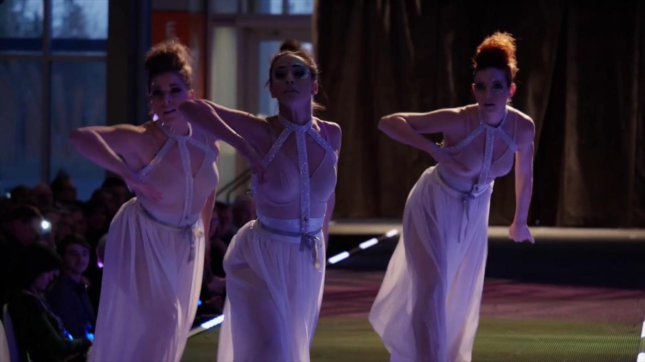 Star Dancers performance - MakeFashion 2016