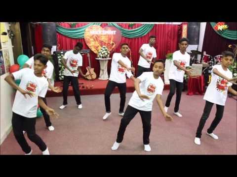 VALLA KIRUBAI DANCE - #rejoice 2016